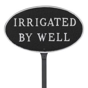 Irrigation Signs