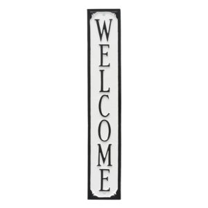 Welcome Statement Plaques