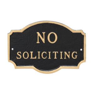 'No' Statement Signs
