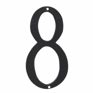 Flat Numbers